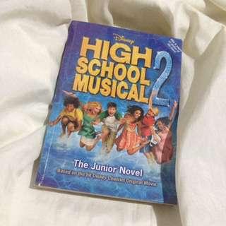 High School Musical 2 The Junior Novel