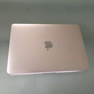 """Macbook 12"""" 2017 version (Silver)"""