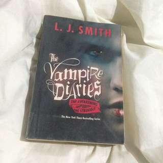 The Vampire Diaries The Awakening and The Struggle