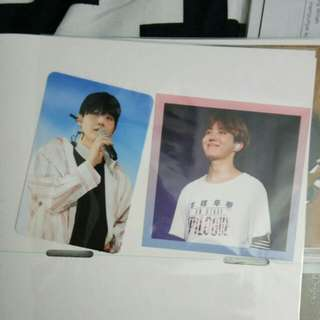 Jhope epilogue onstage pc/ Suga wings tour pc