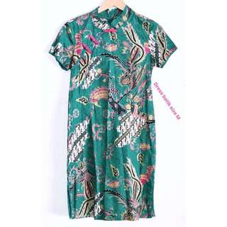 Dress Batik (used once)