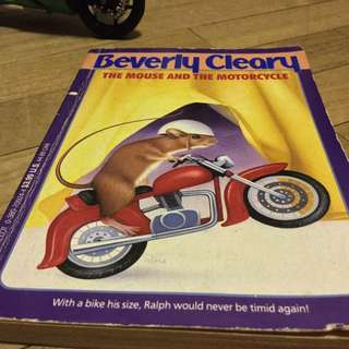 Beverly Cleary The Mouse and the Motorcycle