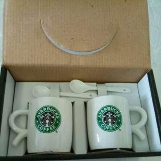 STARBUCKS 迷你咖啡杯套,全新保温壺,每樣$50