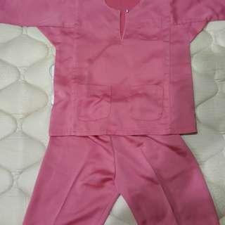 Baju Melayu Leher Kurung
