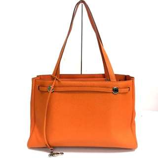 AUTHENTIC HERMES Togo Leather Cabana Bag