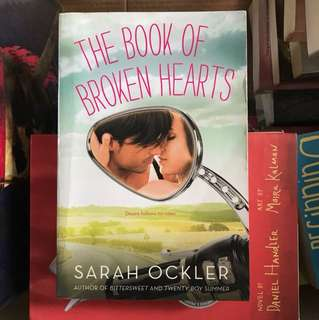 Book of Broken Hearts