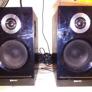 Xenon powered speaker