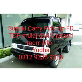 Suzuki carry pick up fd