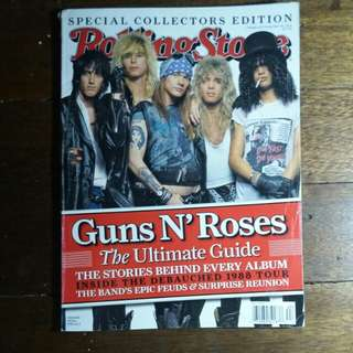 Guns N' Roses | RollingStone Special Collectors Edition