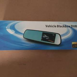 Car Vehicle Blackbox DVR
