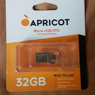 Apricot Micro Usb OTG for Android 32gb