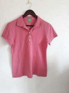 Tee corner polo shirt