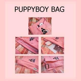 EXO PUPPYBOY BAG by @/puppyboy_store
