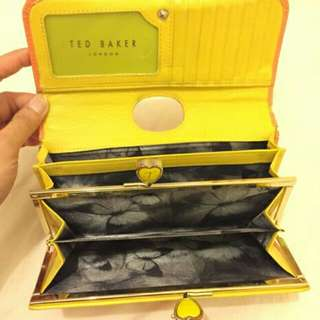 Auth ted baker wallet