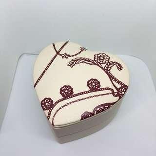Pandora Heart Jewelry Box