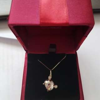 SK Jewellery Necklace Pooh