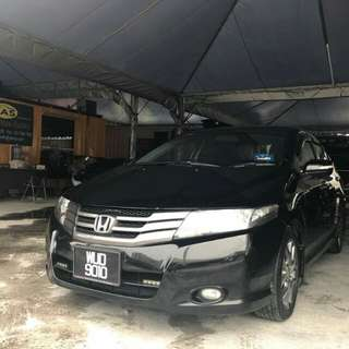 HONDA CITY 1.5 E (AT) 2010