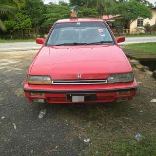 Honda Accord EX 1989