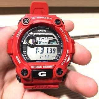 八成新G-SHOCK手錶