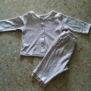 0-3months Baby Pyjamas