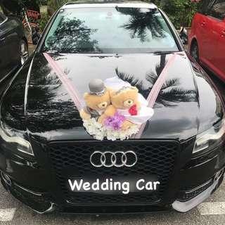 Wedding Car For Rental