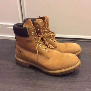 Timberland Mens Boots US9.5