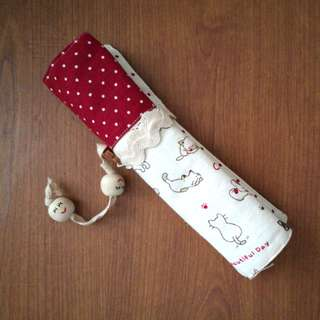 Handmade Stationery Roll