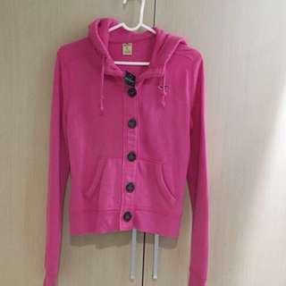 包郵💌全新 Hollister jacket ( 外套 a&f 美國 topshop zara H&M 68 hoodie Nike puma )