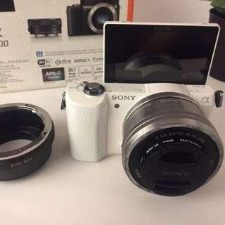 Sony A5000 fullset