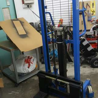 1 ton used stacker