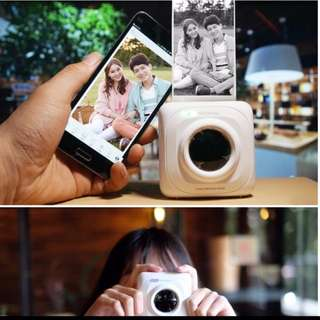 Paperang portable mobile pocket instant photo printer