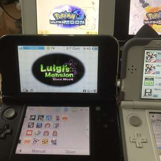 ALL Console Modding Service New Old 3DS XL 2DS LL