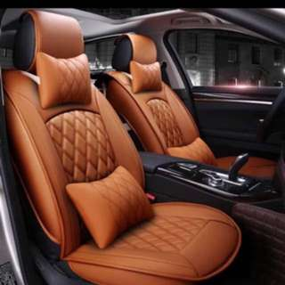 Universal Car seat cover -(PU leather)