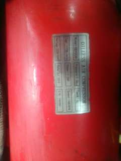 oilles compressor