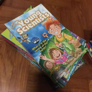 Level 4 Science Adventures/ Adventures with Young Scientists