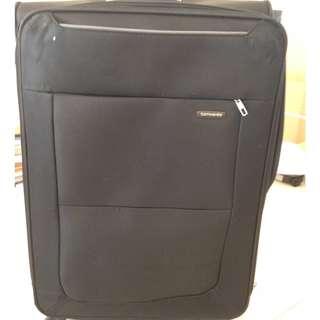 Samsonite  Big Black Luggage Bag
