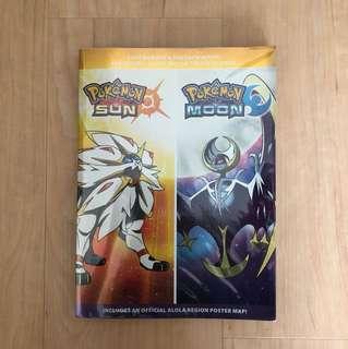 Pokemon Sun and Moon Guide Book