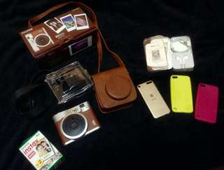 Instax and ipod touch gen 6