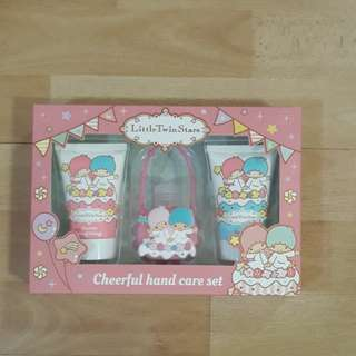 Little Twin Stars Hand Care set