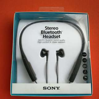 SBH70 Sony Stereo Bluetooth Headset