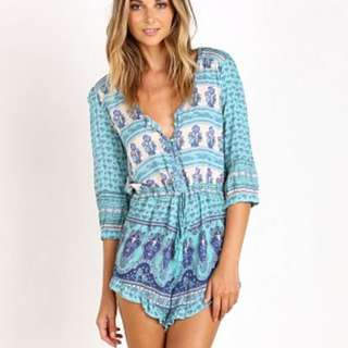 SPELL & THE GYPSY COLLECTIVE Sunset Road Romper