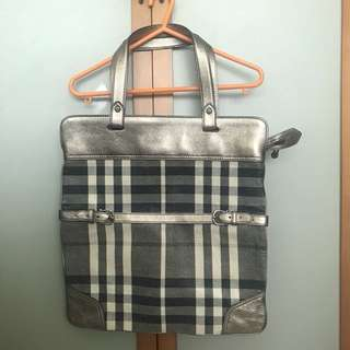 BURBERRY Blue Labe Tote Bag