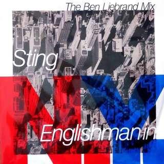 "Englishman in New York - Sting Remix 7"""