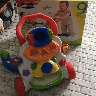 Baby steps activity walker