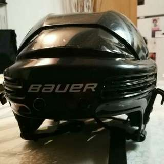 Bauer Hockey Helmet and Facemask Combo
