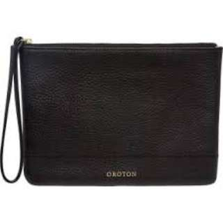 Oroton large pouch