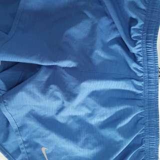 Nike Dri fit Running Shorts Blue
