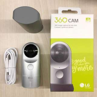 *MINT* LG 360 Cam - used only once