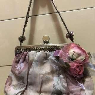 Lace 袋(Lace 花可拆除)