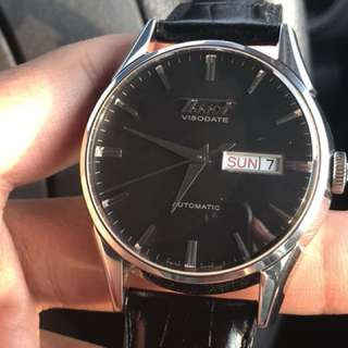 Automatic Tissot Visodate // with warranty
